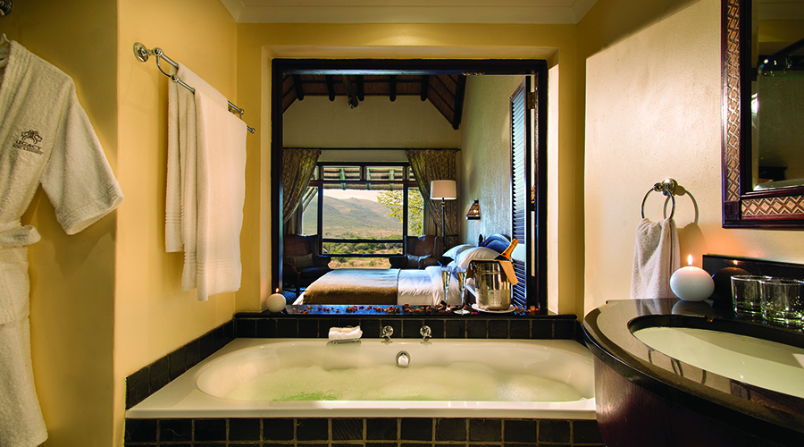 The Standard King Room at Bakubung Bush Lodge
