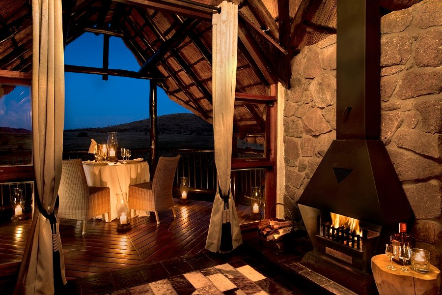Luxury Chalet at Thsukudu Bush lodge