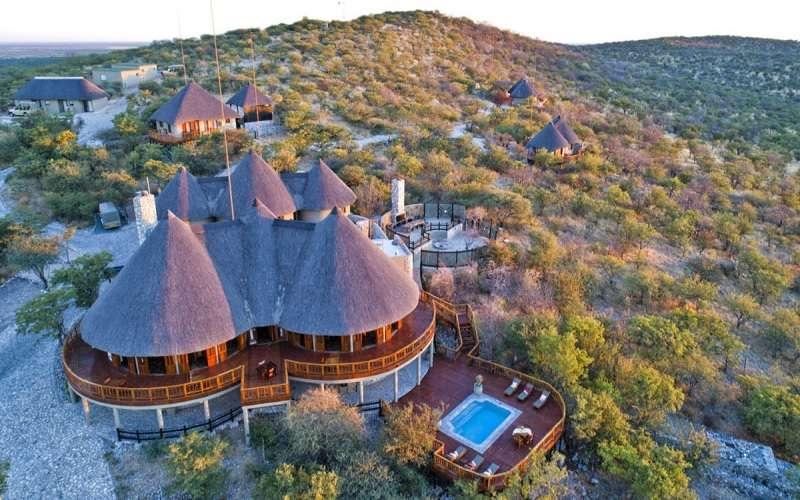 Etosha Mountain Lodge, Namibia