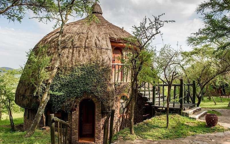 Serengeti Serena Safari Lodge, Tanzania