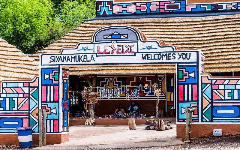 Lesedi African Lodge and Cultural Village