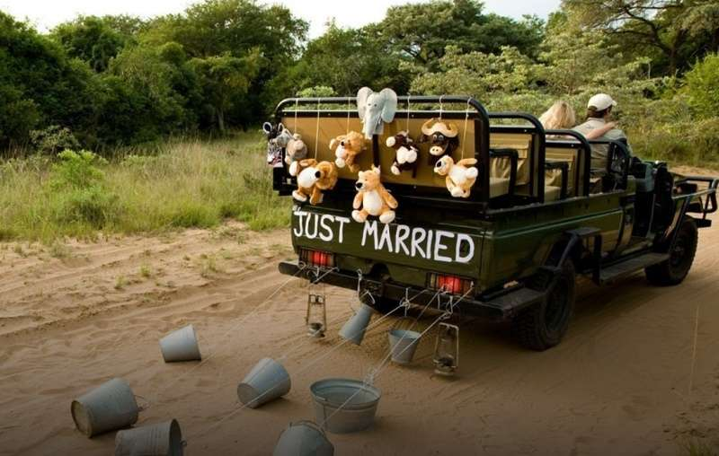 &Beyond Honeymoon Safari
