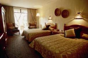 bakubung bush lodge standard room