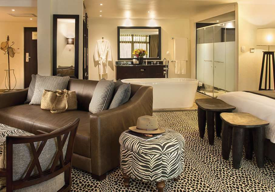 bakubung bush lodge executive suite