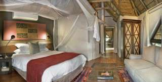 bongani mountain lodge chalet