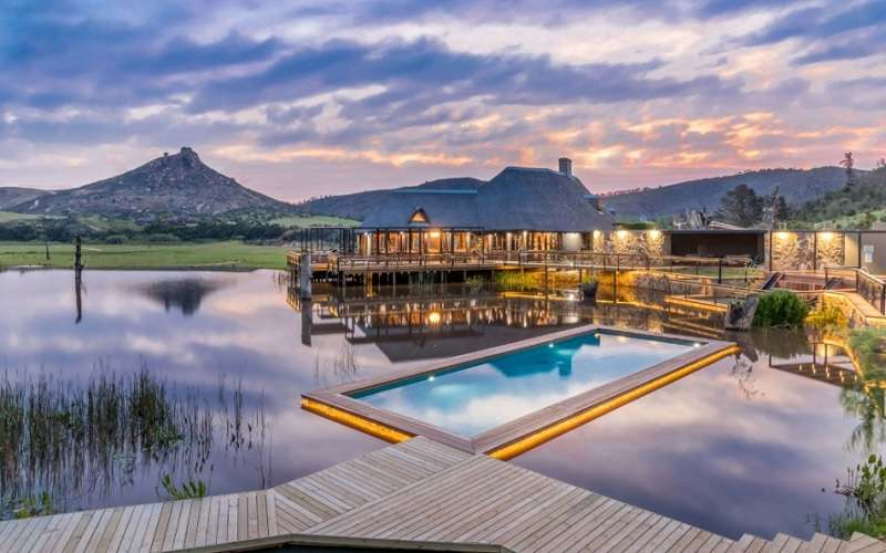 Botlierskop Game Lodge