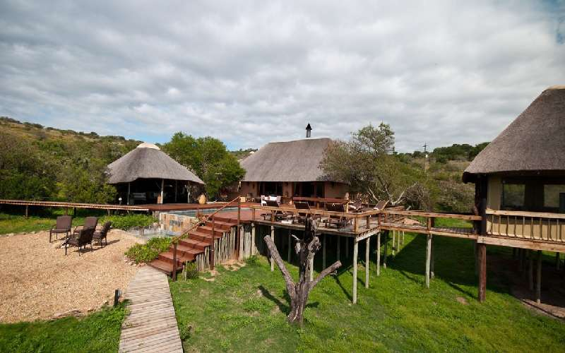 Bukela Game Lodge, Amakhala Game Reserve