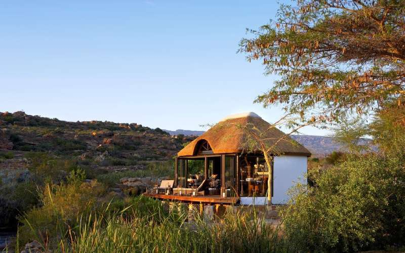 Bushmans Kloof Koro Lodge