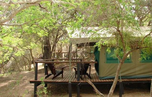 Camp Bethel Tented Camp
