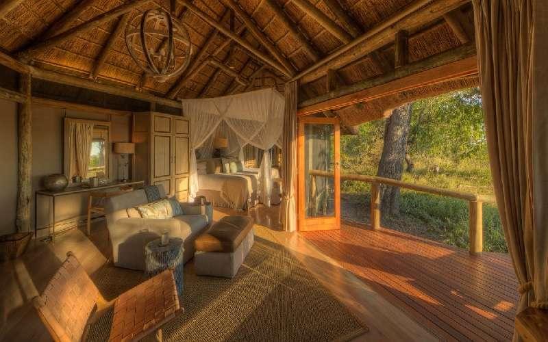 Camp Moremi Okavango Delta Botswana