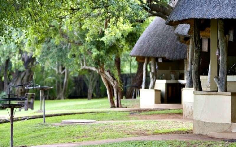Crocodile Bridge Rest Camp - Kruger Park