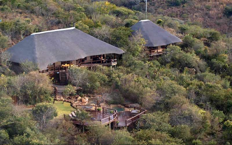 Elephant Rock Private Safari Lodge, Nambiti Private Game Reserve