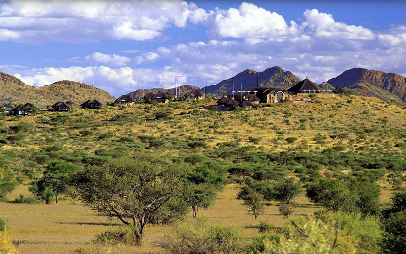 GocheGanas Lodge & Spa, Namibia