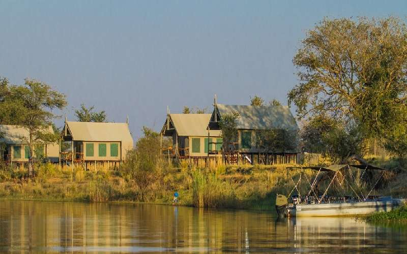 Gondwana Chobe River Camp