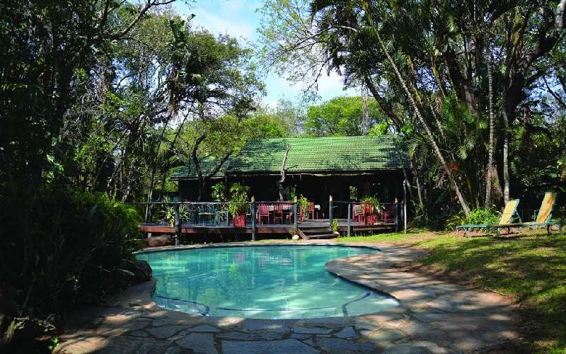Bushlands Game Lodge, KwaZulu-Natal