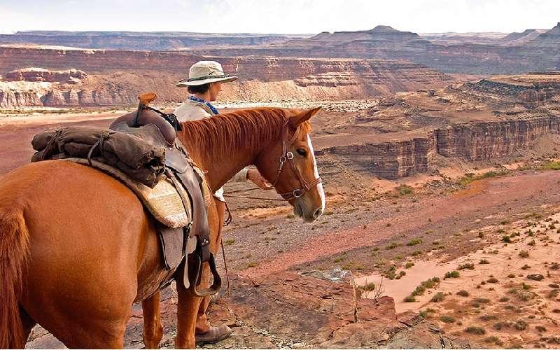 Great Fish River Canyon Horse Safari
