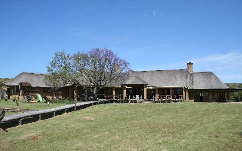 Hlosi Game Lodge, Eastern Cape