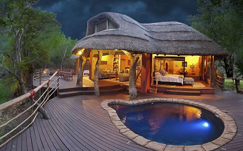 Nare Suite - Jacis Lodges, Madikwe Game Reserve