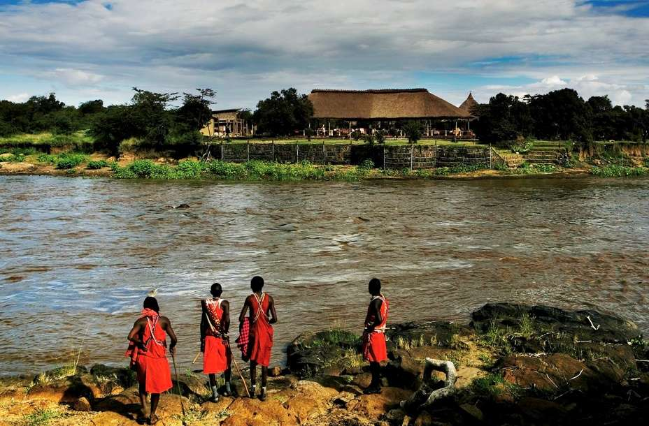 Karen Blixen Camp, Masai Mara in Kenya