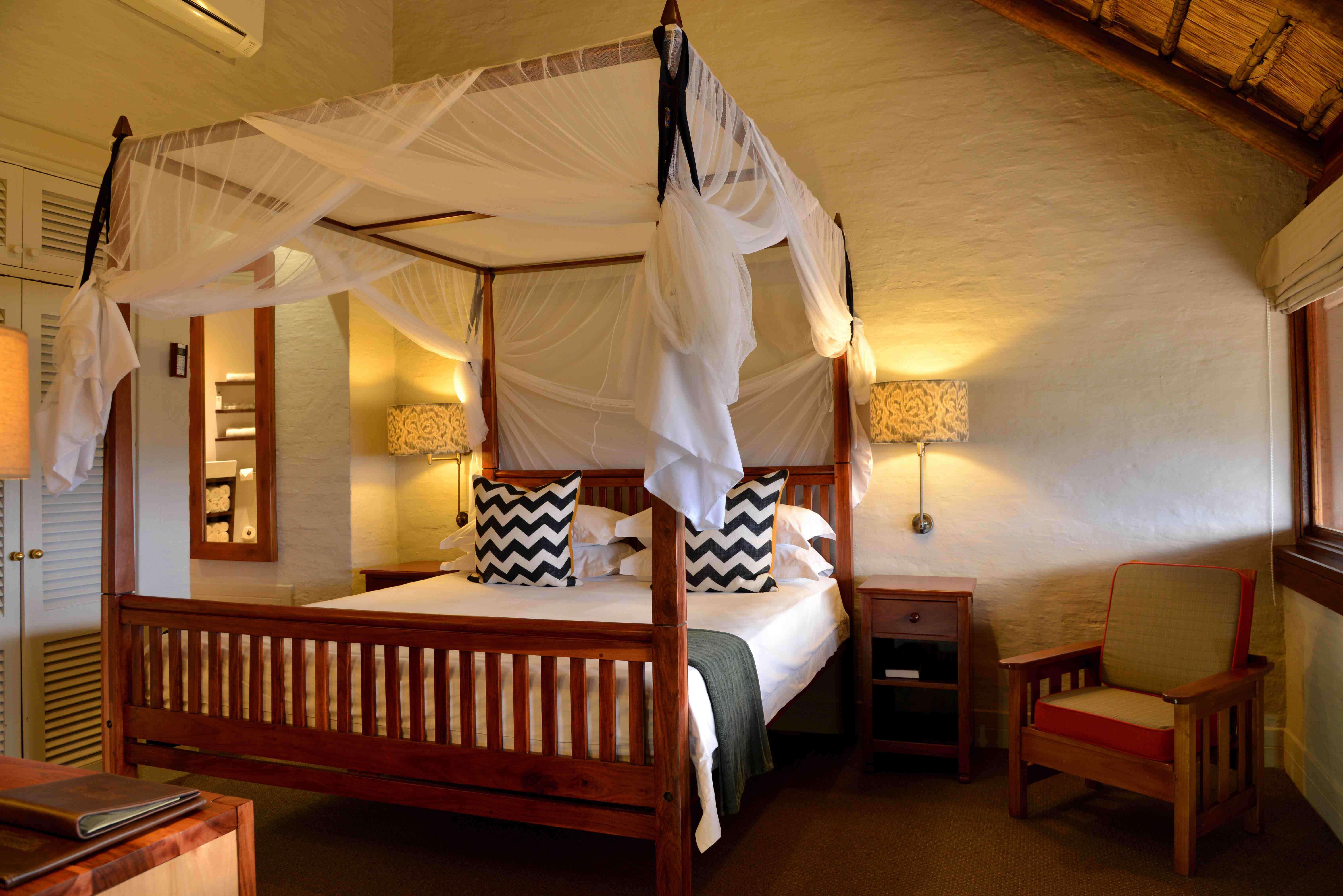 Lodge Waterhole Facing Room