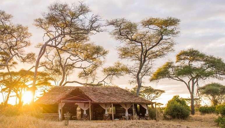 Kuro Tarangire Tented Camp, Tanzania