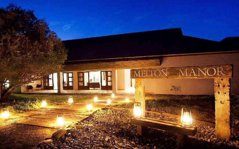 Kwandwe Melton Manor, Kwandwe Private Game Reserve