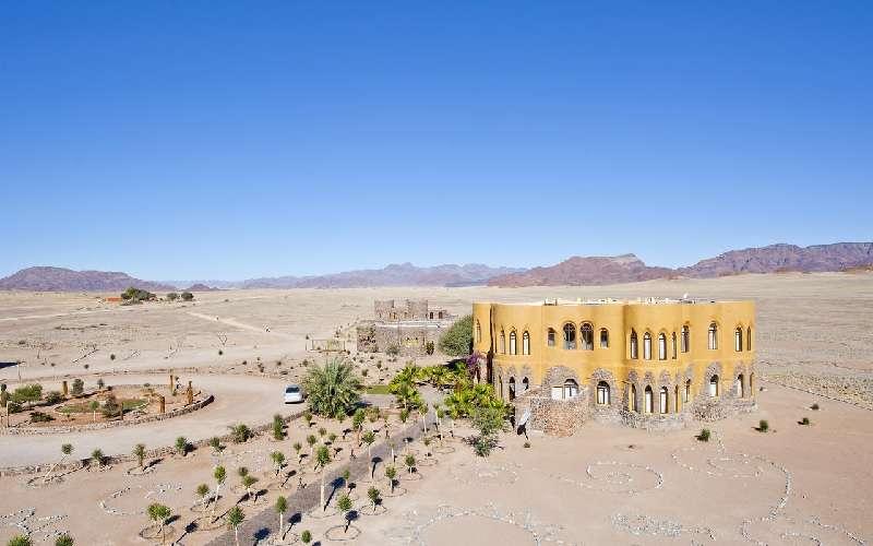 Le Mirage Desert Lodge & Spa, Namibia