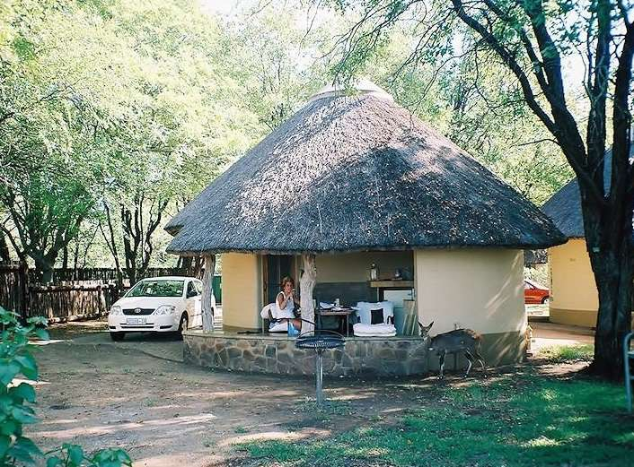 Letaba Rest Camp Kruger National Park South Africa