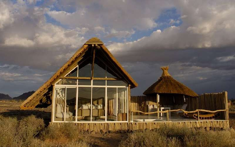 Little Kulala Lodge, Namib-Nakluft National Park