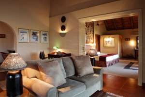 malamala game reserve malamala camp: luxury suite