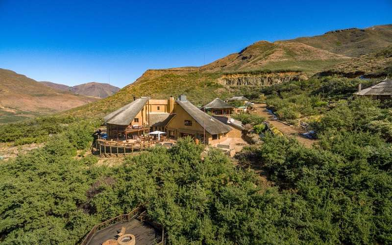 Maliba Mountain Lodge, Lesotho
