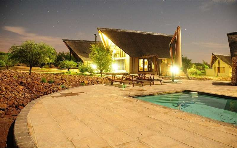 Morokolo Game Lodge, Black Rhino Reserve