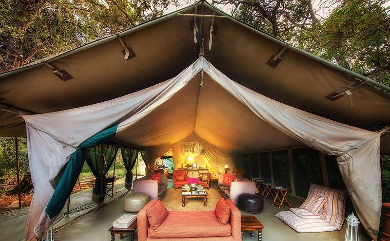 Nairobi Tented Camp, Nairobi National Park