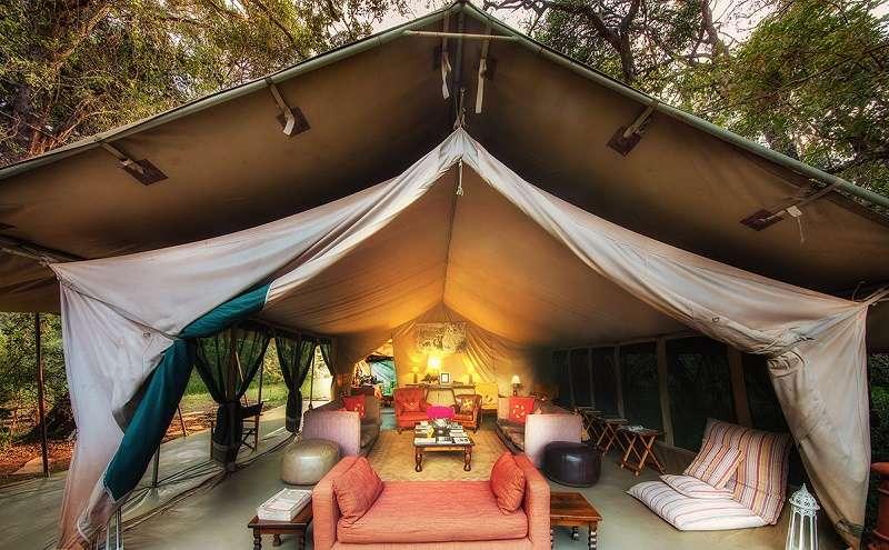Nairobi Tented Camp, Nairobi National Park