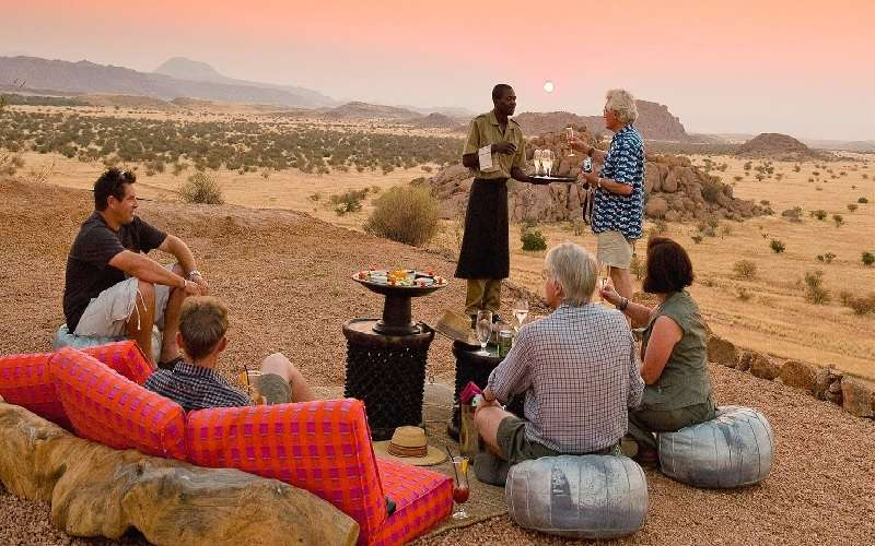 The Namibia Lodge Safari Tour