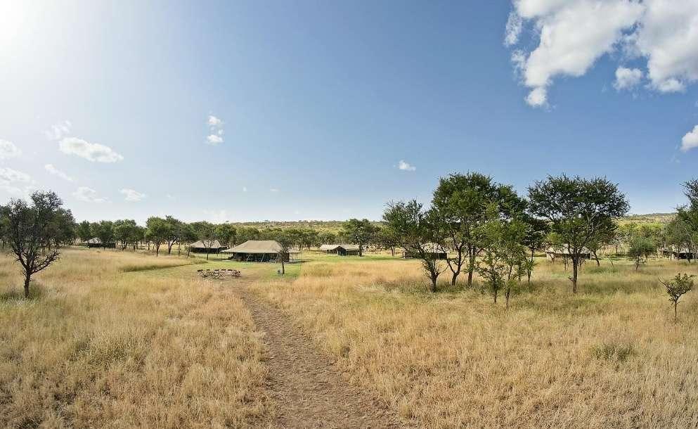 Naona Moru Camp, Serengeti Tanzania