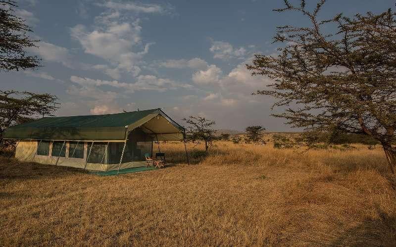 Nasikia Mobile Migration Camp, Tanzania