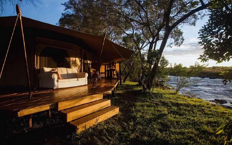 Ngare Serian Camp, Kenya