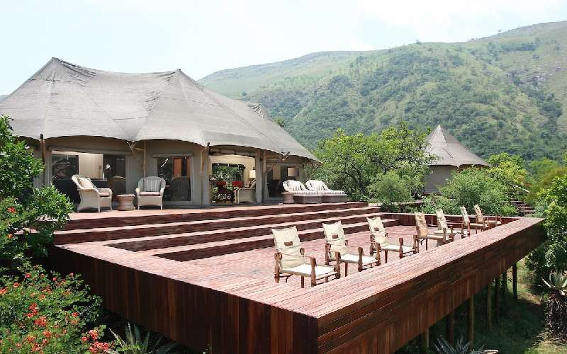 Komati Tented Lodge, Nkomazi Game Reserve