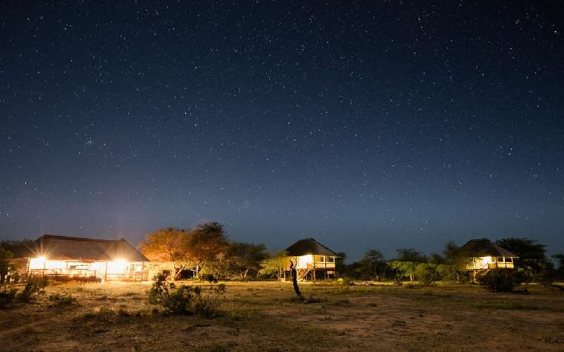 nThambo Tree Camp in the Klaserie Private Nature Reserve