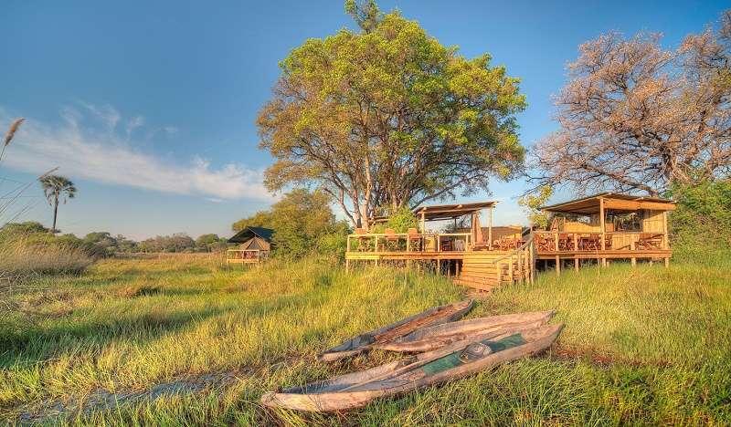 Oddballs Enclave, Okavango Delta
