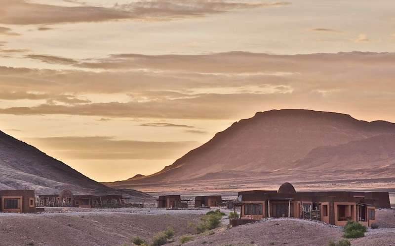 Okahirongo Elephant Lodge, Namibia