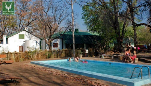 Pafuri Border Rest Camp - Kruger National Park