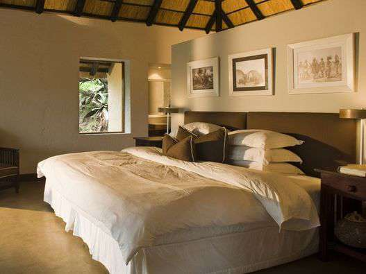 phinda private game reserve mountain lodge: suite