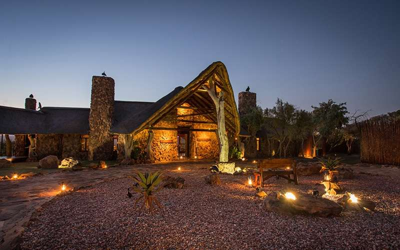 Pitse Lodge, Welgevonden Game Reserve