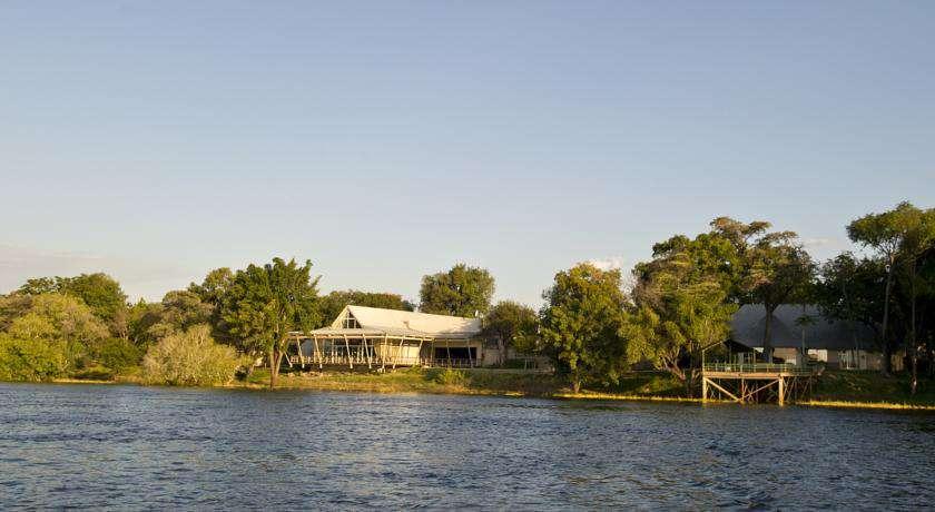 Protea Hotel Zambezi River Lodge, Namibia