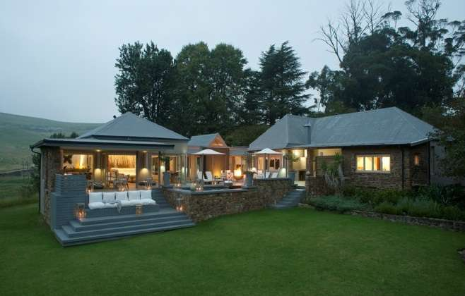 Qambathi Mountain Lodge, KwaZulu-Natal