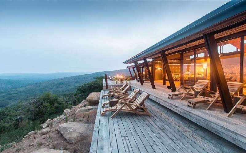 Rhino Ridge Safari Lodge, Hluhluwe Imfolozi Park