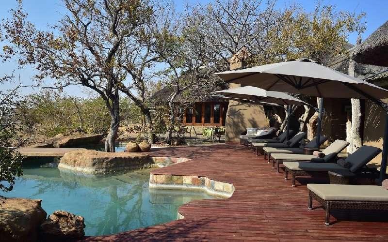 Rhulani Safari Lodge, Madikwe Game Reserve