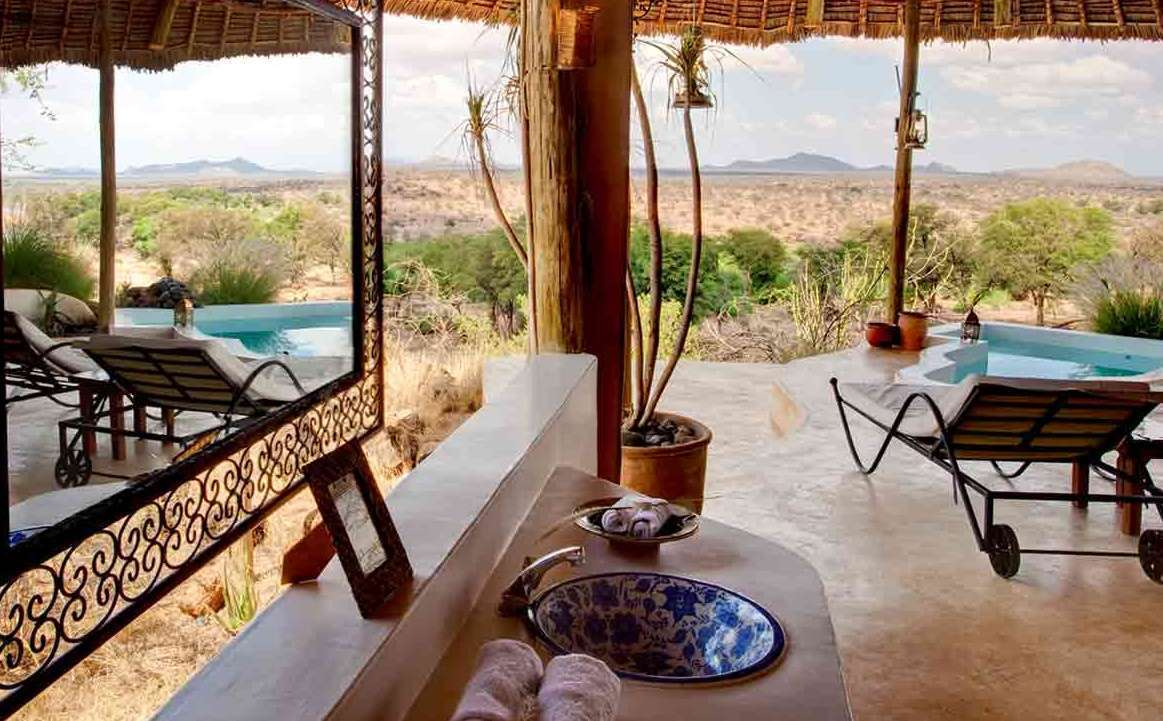 Sasaab Lodge, Kenya